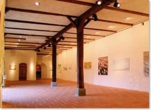 Ausstellungsraum Kulturpatenkind Denkmalschmiede Höfgen