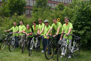 Stadtradeln 2012 - mit dabei das Team SCOOTERPLAN.NET